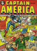 Captain America Comics (1941 Golden Age) 9