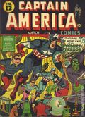 Captain America Comics (1941 Golden Age) 12