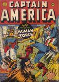 Captain America Comics (1941 Golden Age) 21