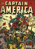Captain America Comics (1941 Golden Age) 27