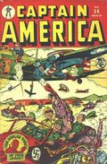 Captain America Comics (1941 Golden Age) 36