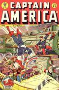 Captain America Comics (1941 Golden Age) 45