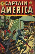 Captain America Comics (1941 Golden Age) 55