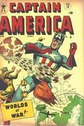 Captain America Comics (1941 Golden Age) 70
