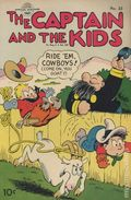 Captain and the Kids (1949-1955 United Features) 23