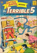 Captain Marvel Presents the Terrible Five (1966) 1