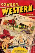 Cowboy Western Comics (1948) 18