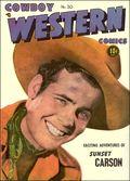 Cowboy Western Comics (1948) 30