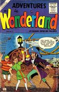 Adventures in Wonderland (1955 Lev Gleason) 2