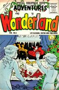 Adventures in Wonderland (1955 Lev Gleason) 5