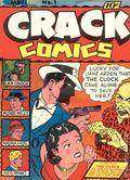 Crack Comics (1940) 1