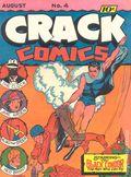 Crack Comics (1940) 4