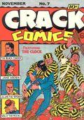 Crack Comics (1940) 7