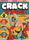 Crack Comics (1940) 10