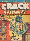 Crack Comics (1940) 25
