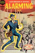 Alarming Tales (1957 Harvey) 6