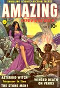 Amazing Adventures (1950 Ziff Davis) 1