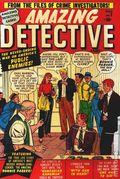 Amazing Detective Cases (1950) 3