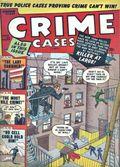 Crime Cases Comics (1950) 25