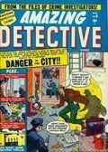 Amazing Detective Cases (1950) 6