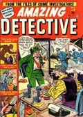 Amazing Detective Cases (1950) 9