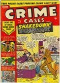 Crime Cases Comics (1950) 6