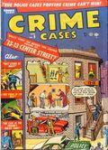 Crime Cases Comics (1950) 9