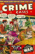 Crime Cases Comics (1950) 12