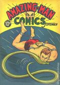 Amazing Man Comics (1939) 5