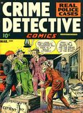 Crime Detective Comics Volume 1 (1948) 1