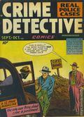 Crime Detective Comics Volume 1 (1948) 4