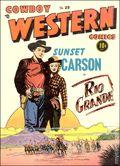 Cowboy Western Comics (1948) 29