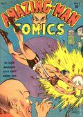 Amazing Man Comics (1939) 12