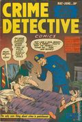 Crime Detective Comics Volume 2 (1950) 2