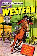 Cowboy Western Comics (1948) 35