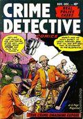 Crime Detective Comics Volume 2 (1950) 5