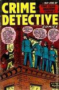 Crime Detective Comics Volume 2 (1950) 8