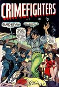 Crime Fighters (1948 Marvel) 1
