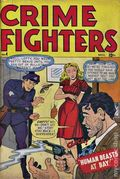 Crime Fighters (1948 Marvel) 4