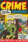 Crime Smashers (1950-53 Trojan) 5