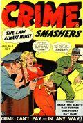Crime Smashers (1950-53 Trojan) 8