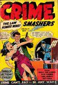 Crime Smashers (1950-53 Trojan) 14