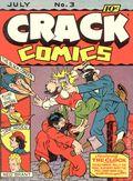 Crack Comics (1940) 3