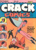Crack Comics (1940) 6