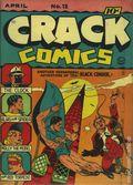 Crack Comics (1940) 12