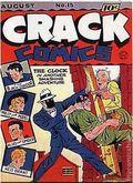 Crack Comics (1940) 15