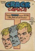 Crack Comics (1940) 45