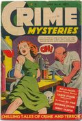 Crime Mysteries (1952-1954 Trojan Magazines) 4