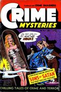 Crime Mysteries (1952-1954 Trojan Magazines) 7