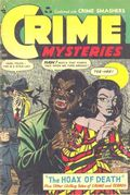 Crime Mysteries (1952-1954 Trojan Magazines) 10